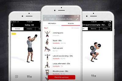 XSport Fitness App