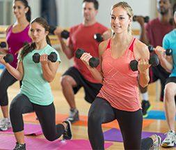 cardio plus strength class