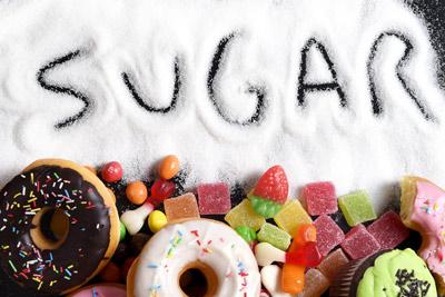 Sugar and desserts